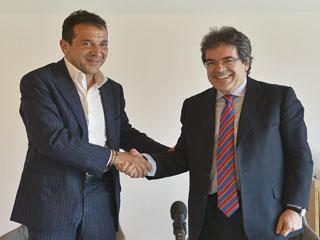 """Bianco: """"Darò massimo sostegno al Catania per la costruzione del nuovo stadio""""$"""